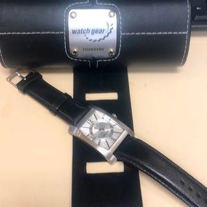 New unisex TOURNEAU Watch Gear Wristwatch